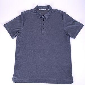 Travis Mathew Polo Golf Shirt L